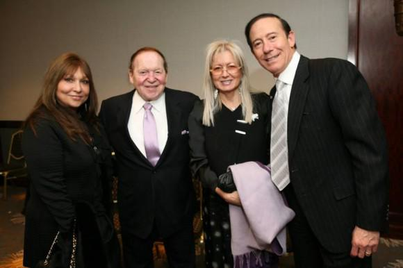 adam milstein and adelsons