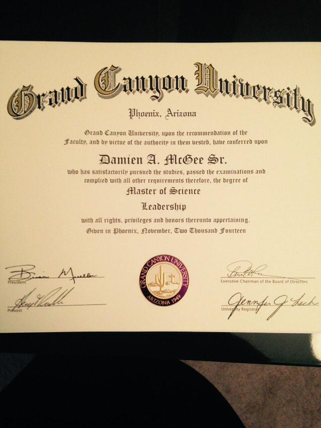 Grand Canyon University Masters In Education - The Best Education 2017