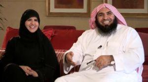 لمن فاتهم  : أول ظهور تلفزيوني للشيخ أحمد الغامدي مع زوجته   http://t.co/BA3bI7BLUc   @badriahalbeshr #بدرية http://t.co/NX4hOXLca7