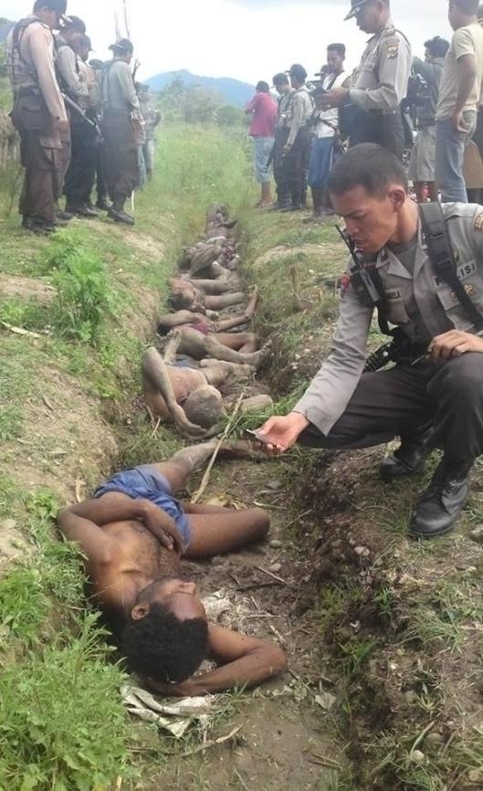 #BlackLivesMatter, but not in West Papua where the Indonesian state regard Papuans as sub-human. #genocide http://t.co/USJXACtoz3