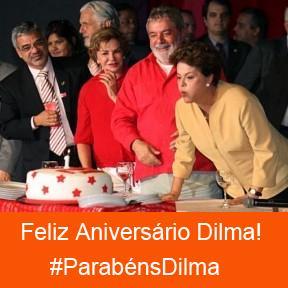 Feliz aniversário Dilma! #ParabénsDilma http://t.co/jWtP4jcvO3 http://t.co/TrubVSTkRV