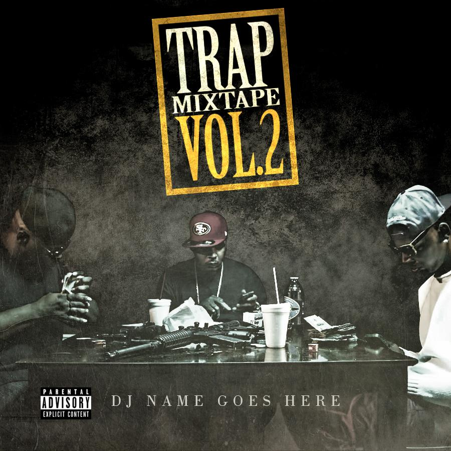Yung Q On Twitter New Free Mixtape Cover Template Design By