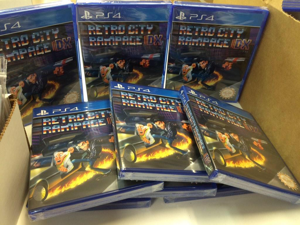 200 more followers and 3 more PS4 Blu-rays from the sample printing will be given away! Follow/RT to enter! http://t.co/pbTJ4ewsV1