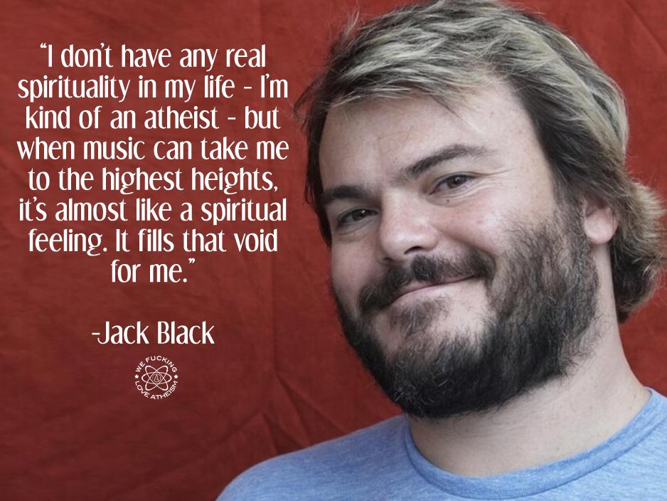 jack black religion