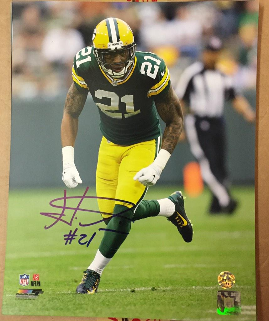 Giveaway time: for a chance to win this Ha Ha Clinton-Dix Autograph, RT THIS tweet,follow me,follow @lotfautographs http://t.co/vVMdXXultG