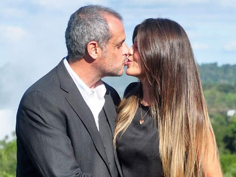 Reconciliada, Loly contó cómo fue la crisis con Jorge Rial