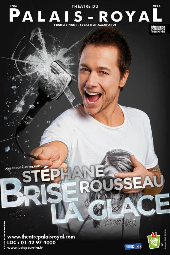 Vous devez aller voir le spectacle de @StephRousseau_ !! Super spectacle et magnifique théâtre et vice versa