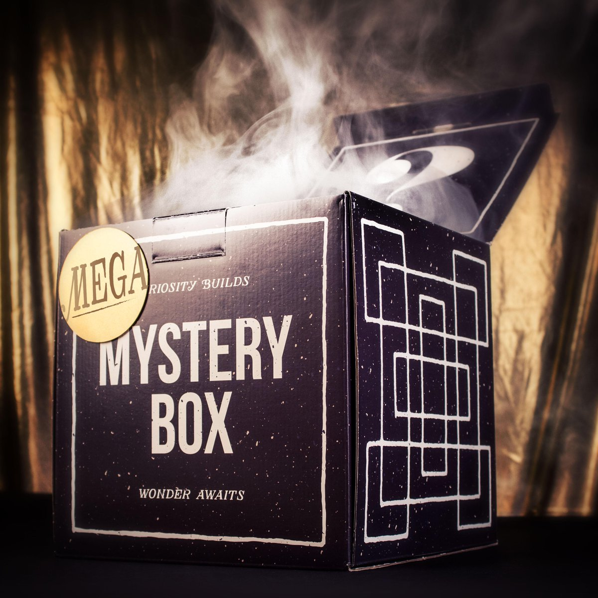 Had enough of Christmas? Fancy winning a £500 mystery box all to yourself? Enter with a simple RT. #win #mymystery http://t.co/3EbYyjMIsd