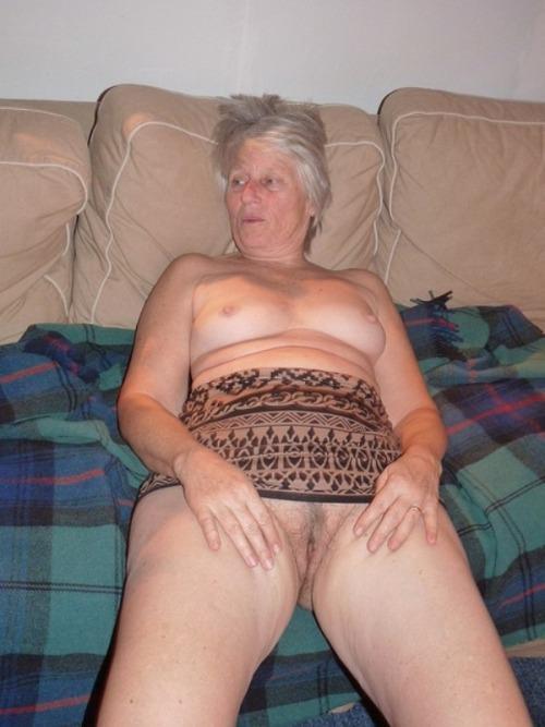 Granny cougars nude #13