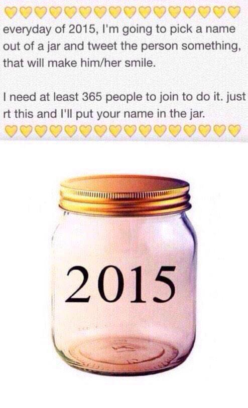 GUYS RT PLS I WANNA BRIGHTEN SOMEONE'S DAY EVERYDAY!!!! Xx http://t.co/xjoaRIDqDu