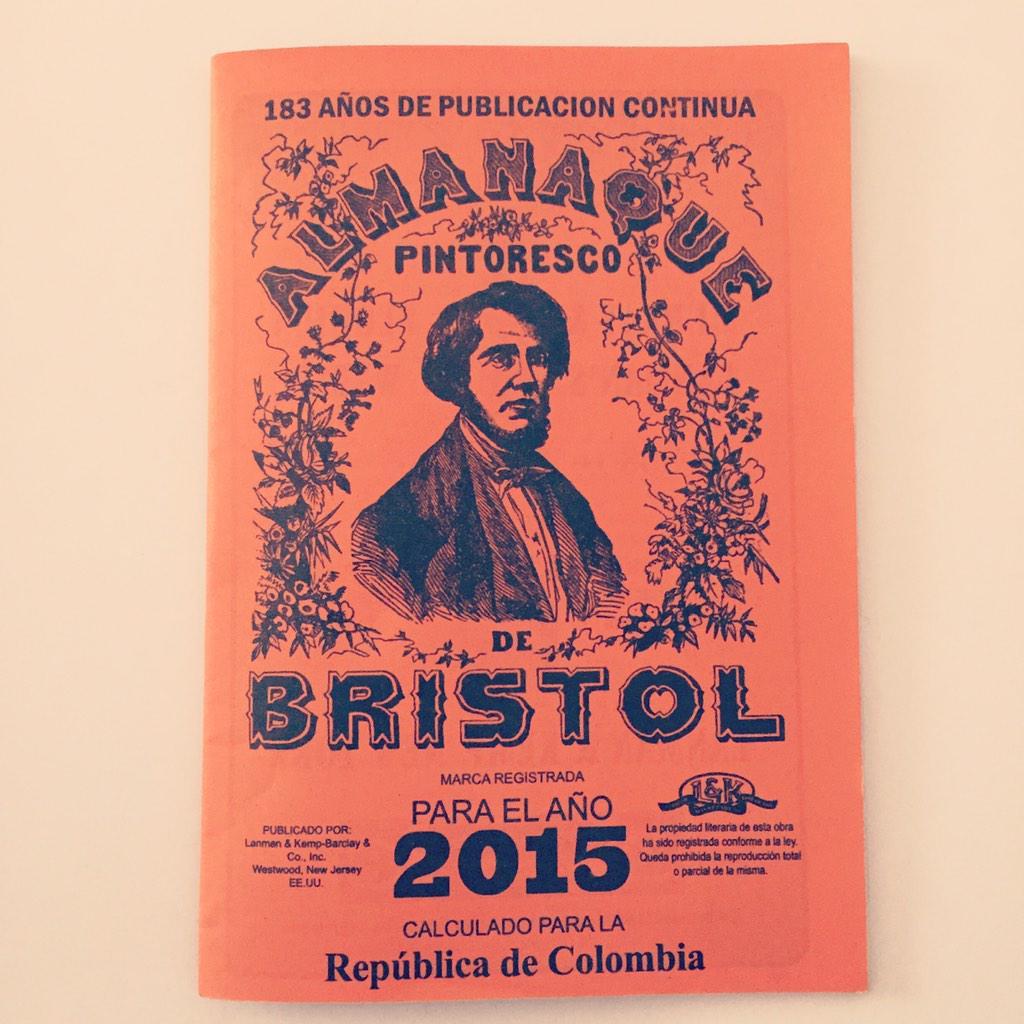 Almanaque de bristol for Almanaque bristol 2016