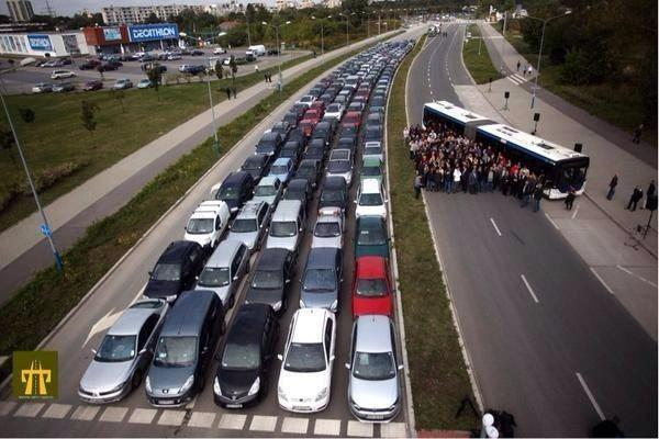 public transport is better than private transport