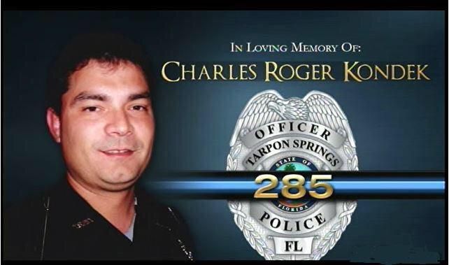 Let us remember that there is yet another police funeral going on today. Rest in peace, brother. http://t.co/Ha3tYp4sZB