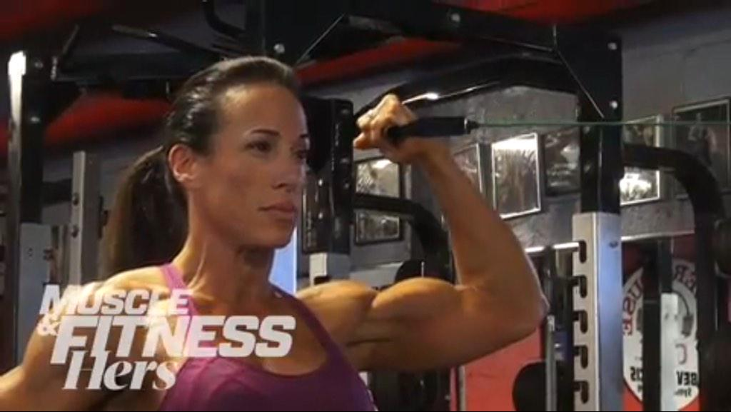 """@mandfhers: Behind the scenes magic, powerful words of advice @DanyGarciaCo: http://t.co/3jfnwUvvMW"" #IFBBProCEO http://t.co/1v9zQdXUB8"