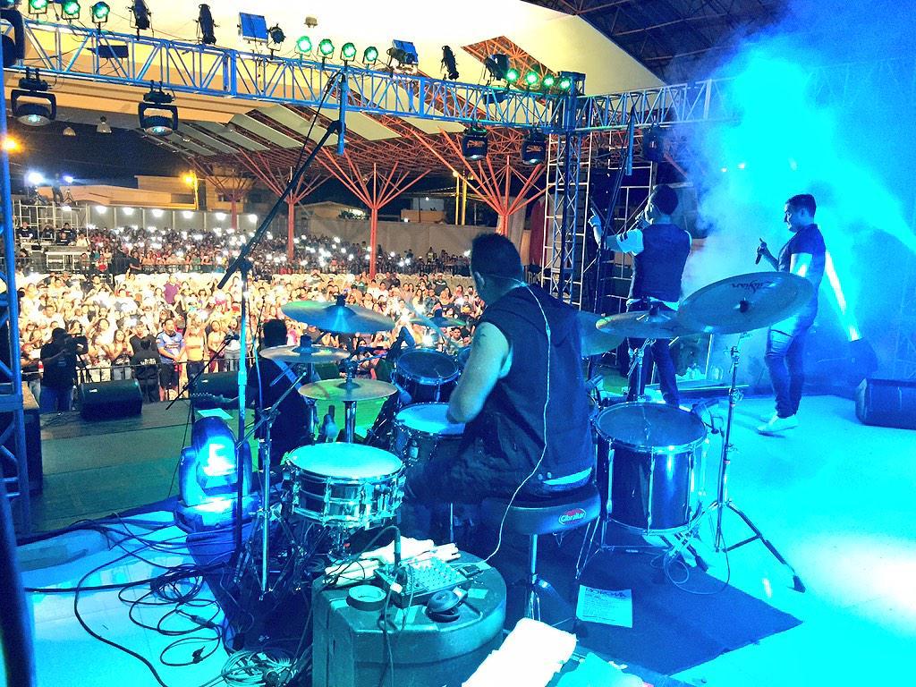 Esto es @RioRomamx en PortoViejo Ecuador!!!! http://t.co/8MpoCVJnYm