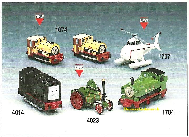 Duck | Thomas The Tank Engine & Friends ERTL Wiki | FANDOM powered ...