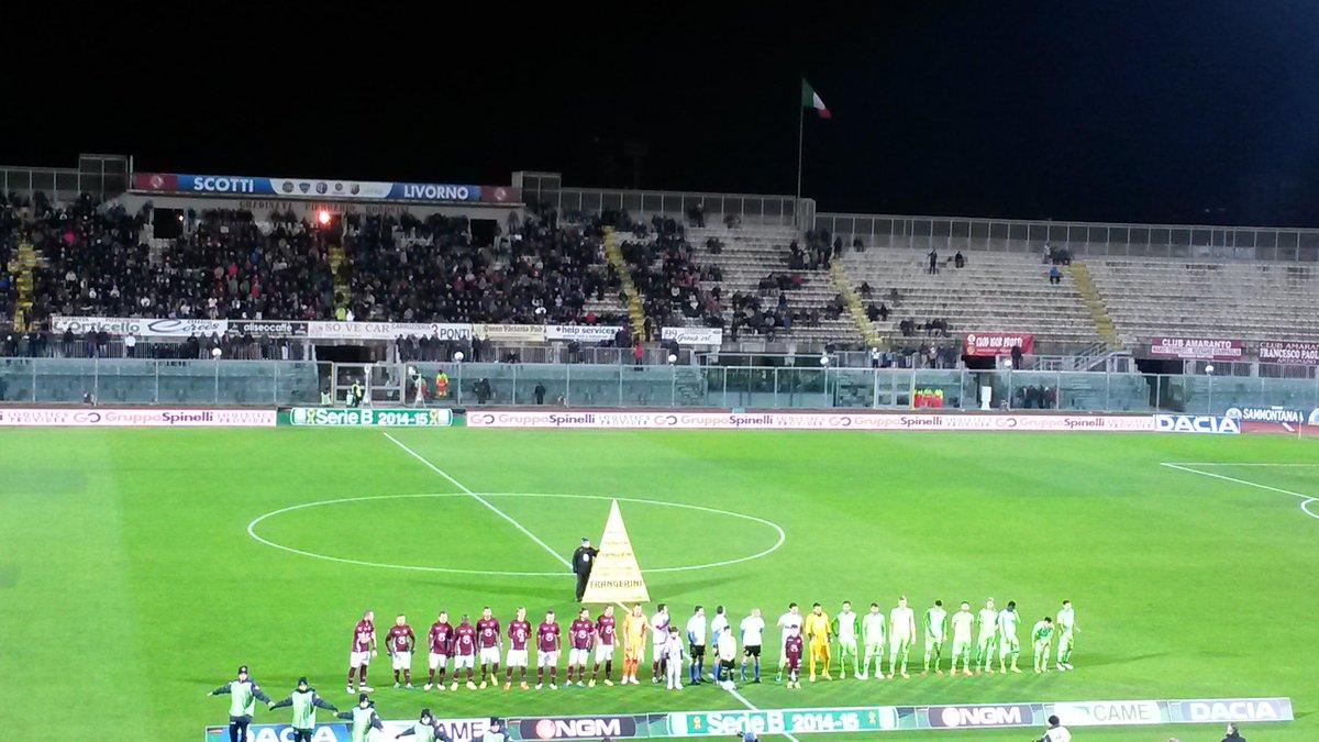 Serie B Rojadirecta: Livorno-Pescara in Streaming Gratis Sky
