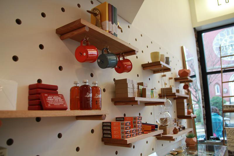 We love the pegboard walls of Union Square's new general store, @LoyalSCo. @DigBoston: http://t.co/ENQAo89sVp http://t.co/RvyO59T3td