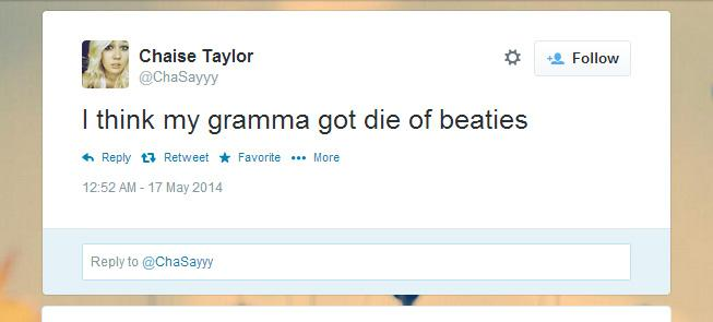 The Poke On Twitter The Worst Best Spelling Mistakes On - 29 stupidest things happen 2014