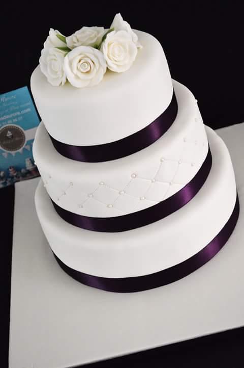 D Lices D 39 Aurore On Twitter G Teau De Mariage Wedding