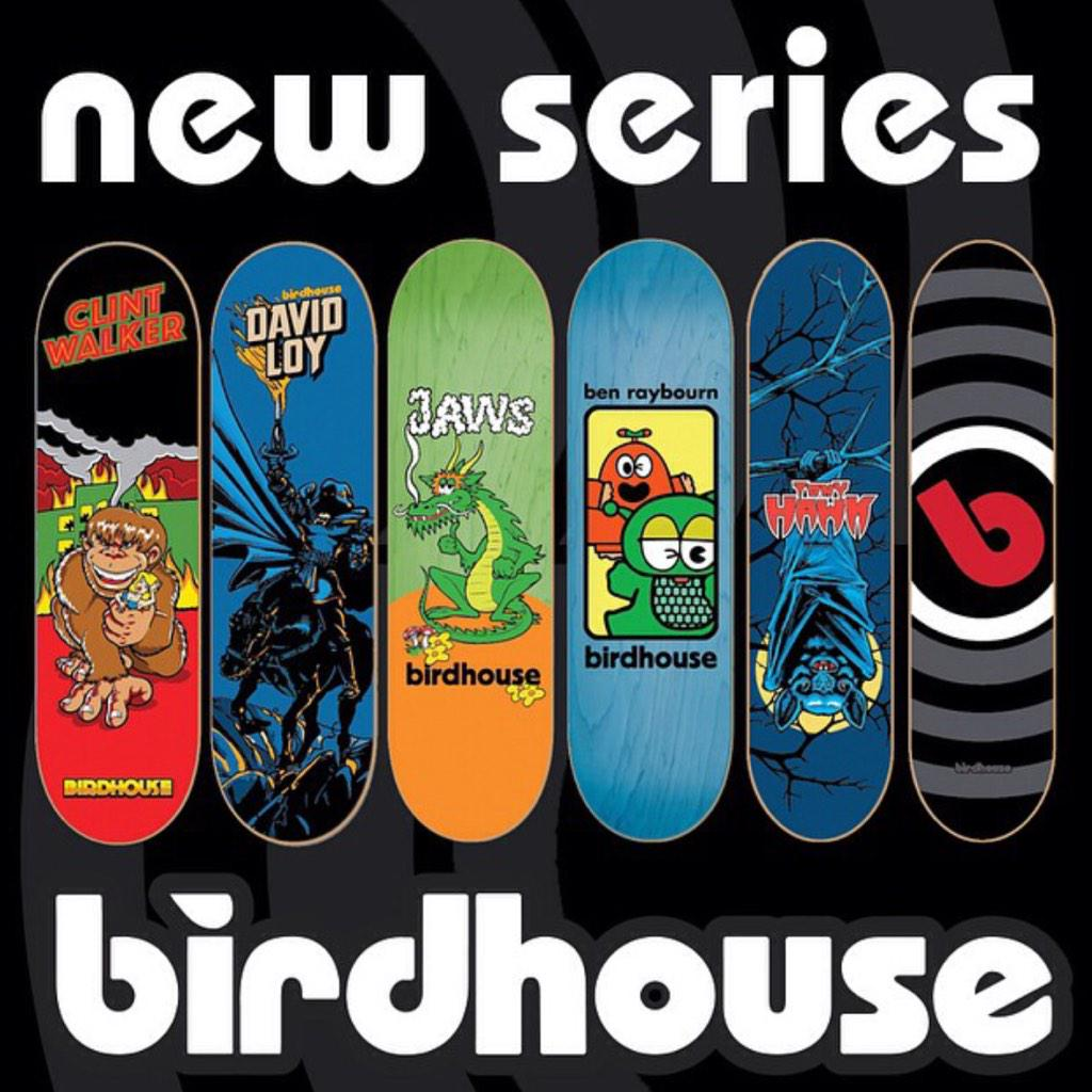 Tony Hawk On Twitter New Series From Birdhouse We Only Get Pro Model 1 Reply Retweet 2 Likes