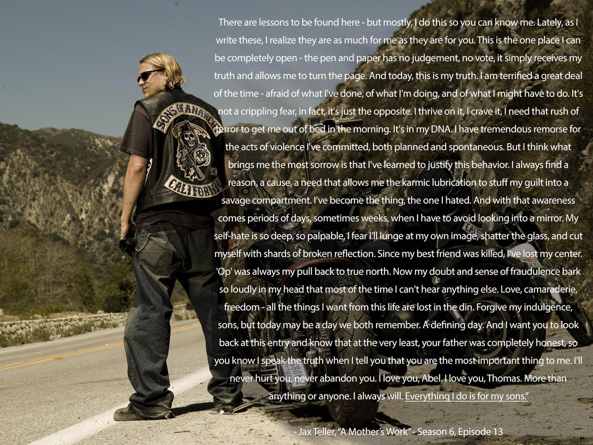 Just because @SonsofAnarchy has ended, doesn't mean we can't celebrate #TellerTuesday! http://t.co/xeYUBOnnz2