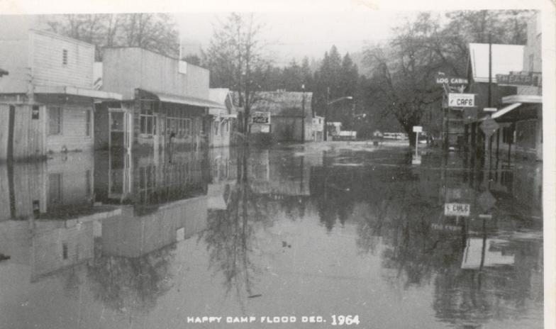 NWS Medford on Twitter Downtown Happy Camp California during the