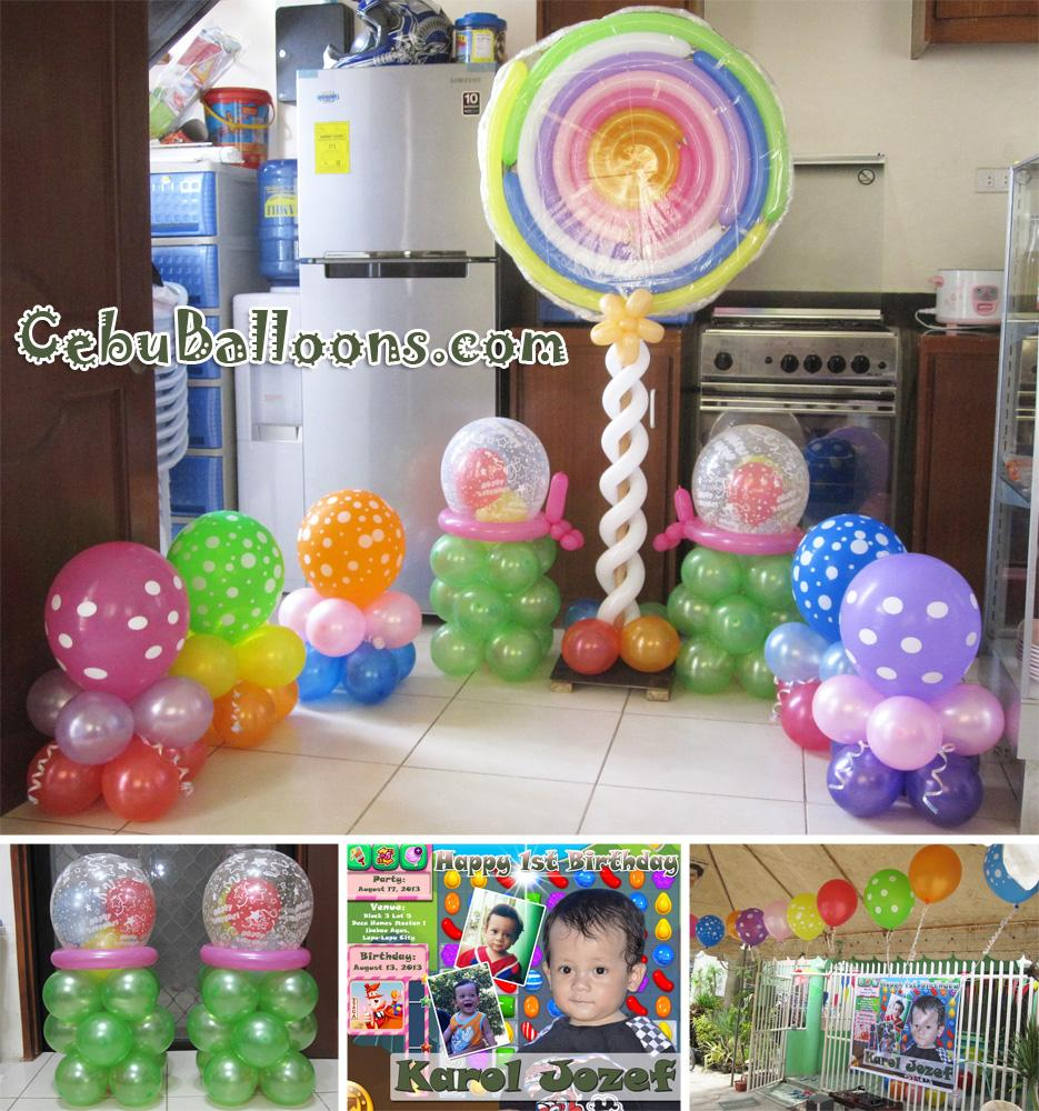 Cebu balloons cebuballoons twitter for Balloon decoration packages manila