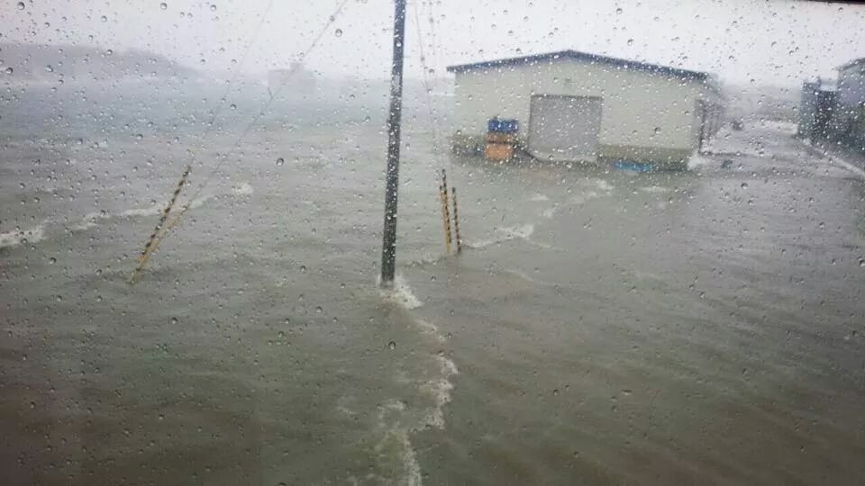 【避難勧告発令】根室市の高潮被害が深刻な件