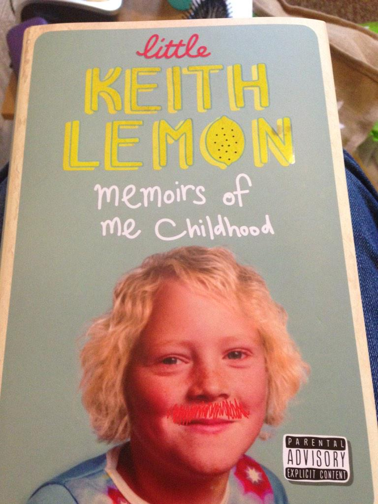 RT @elainebailey33: @lemontwittor look what I've just purchased Mr Lemon! Can't wait to read it! X x x http://t.co/PHAlXaUIkg