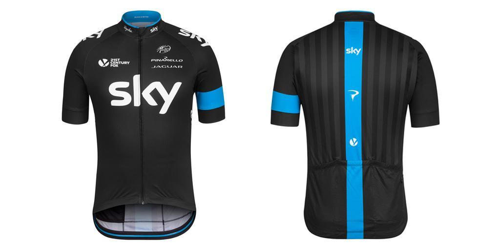 Maglia Team Sky 2015