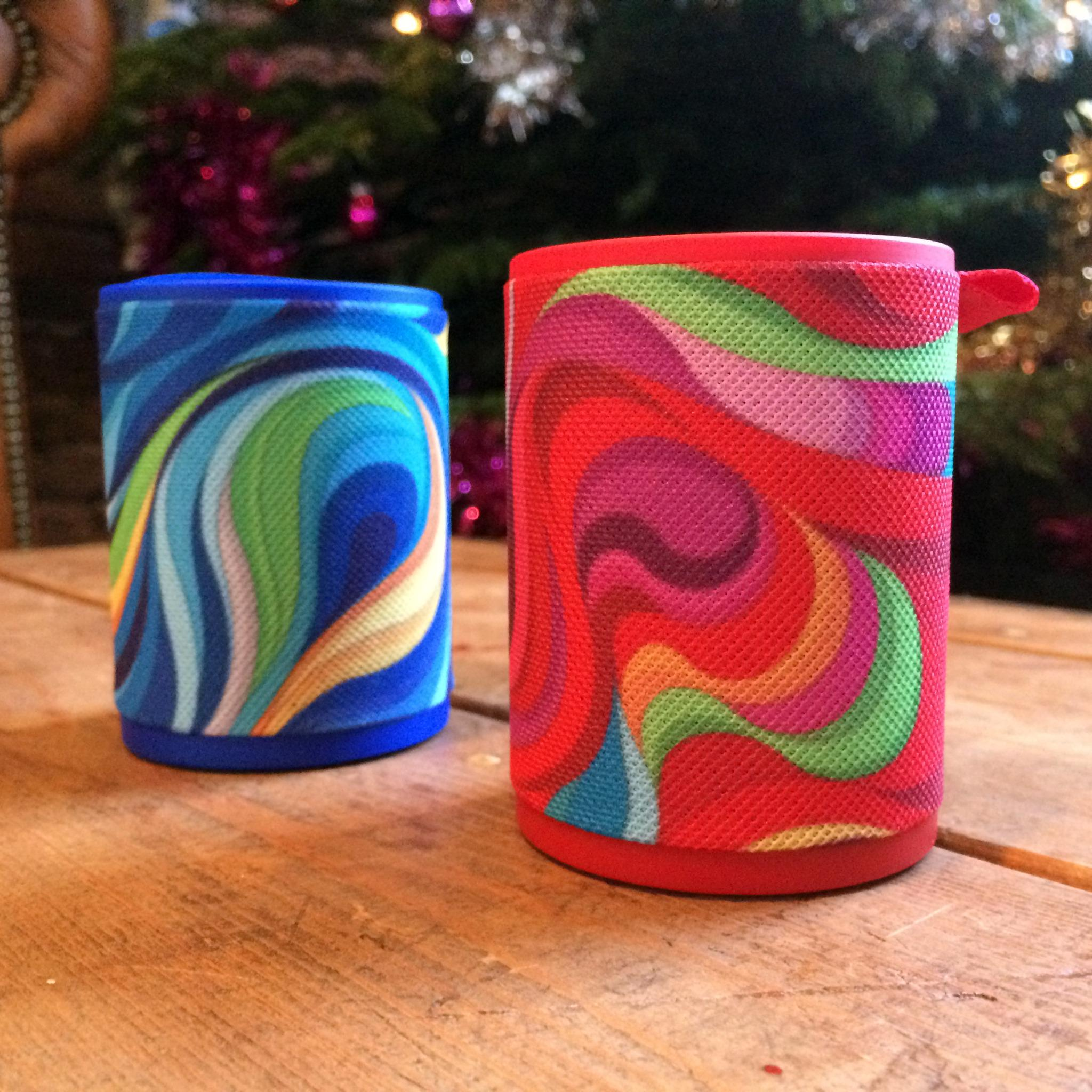 RT @JellyLondon: Check out @brand_nu's illustrations on these portable speakers. Perfect for #Christmas playlists on the go! http://t.co/bf…