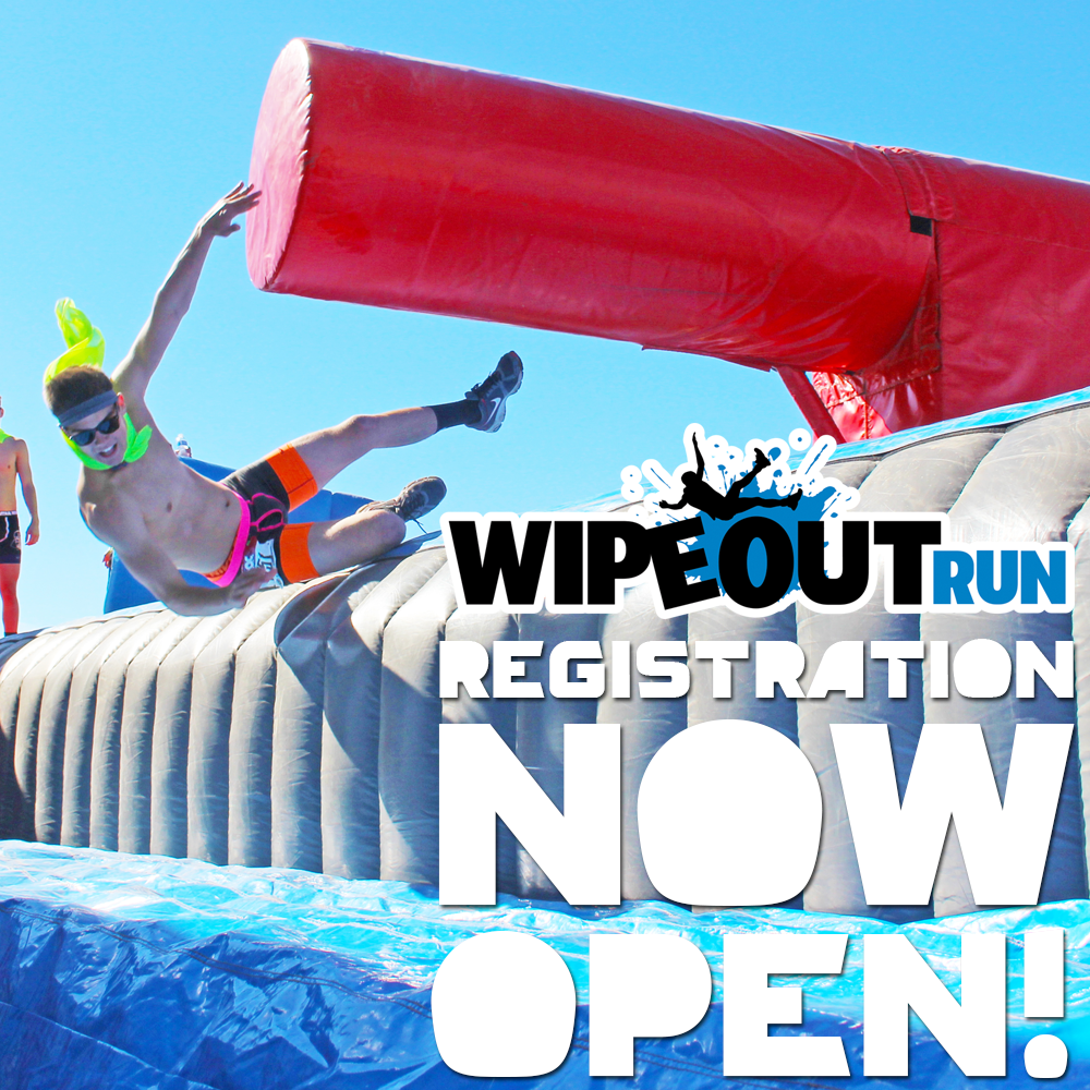 "Wipeout on Twitter: ""Have you registered for the # ... 