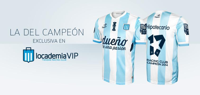On TwitterLa Del Camiseta Edición Racing Club CampeonComprá w8ymNnv0OP