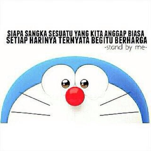 anime quotes on doraemon stand by me t co