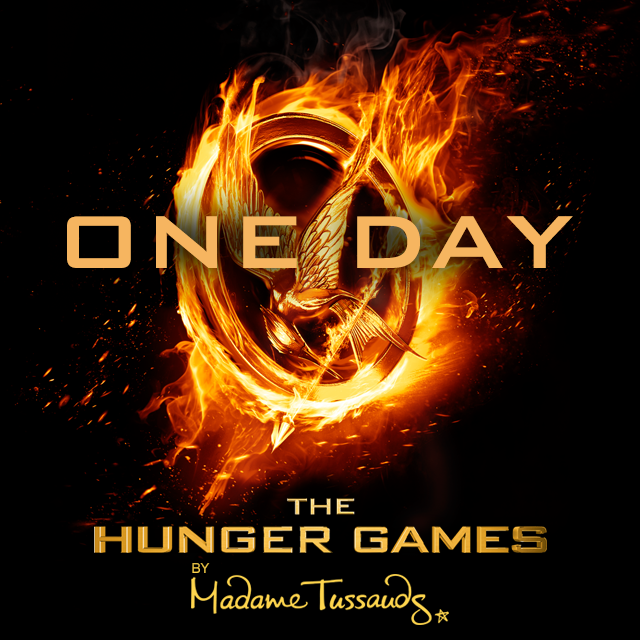 There's only 1 day left until we launch our brand new wax figure of Katniss Everdeen! http://t.co/LIWiqRwcD4