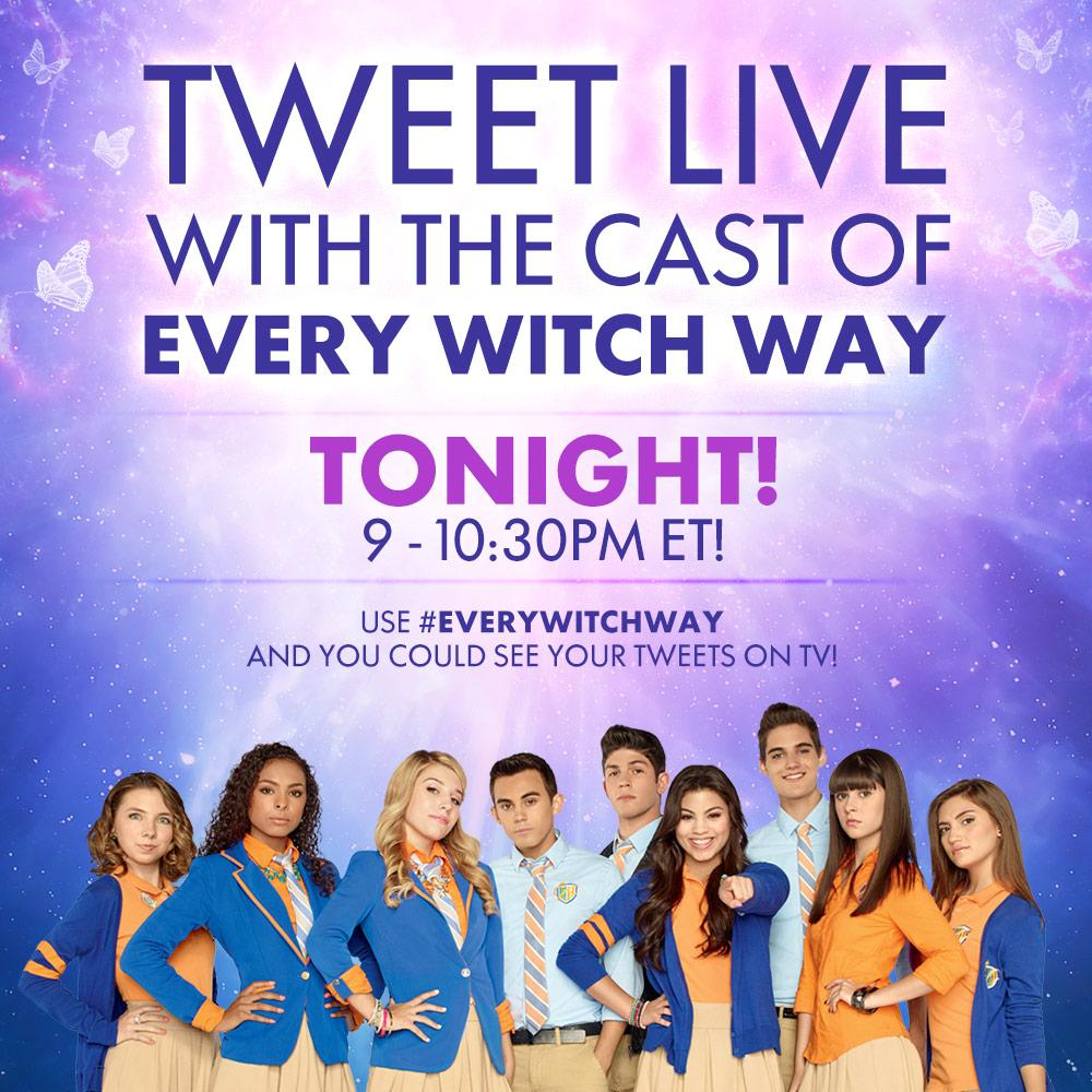 Every Witch Way Season 3 Wallpaper Every Witch Way 3 Poster