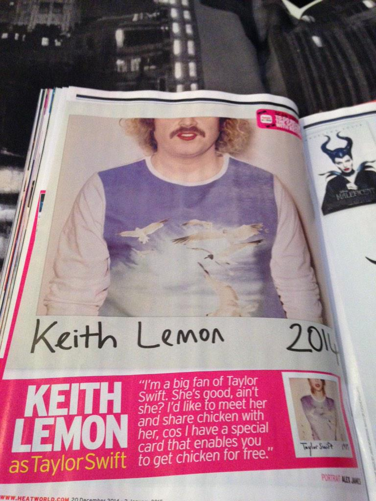 "RT @KelseySaysHi13: ""@BeckiiChristie: @lemontwittor haha looking good 😜 http://t.co/crsrSmO3nN"" @taylorswift13 please go on @lemontwittor C…"