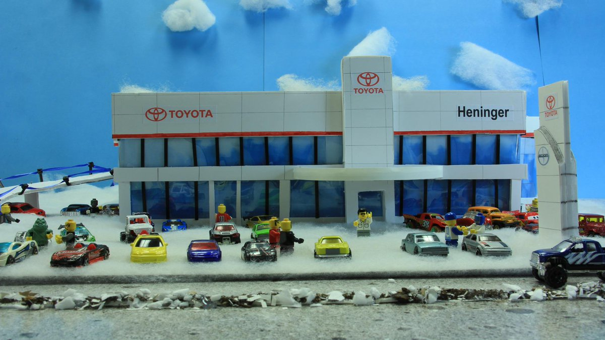 heninger toyota on twitter see what happens when we play with
