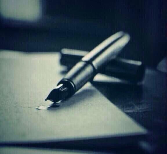 عندما يتحول القلم