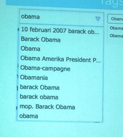 Het probleem met vrije toekenning: Obama? Tim Manders ^IJ http://t.co/PONccN1w66