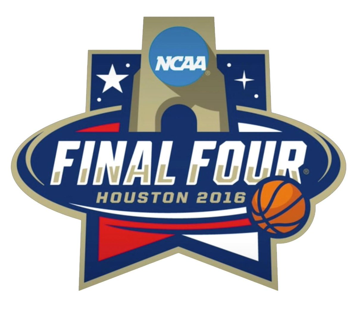"NCAA March Madness on Twitter: ""The 2016 Houston Final Four Logo! # ..."