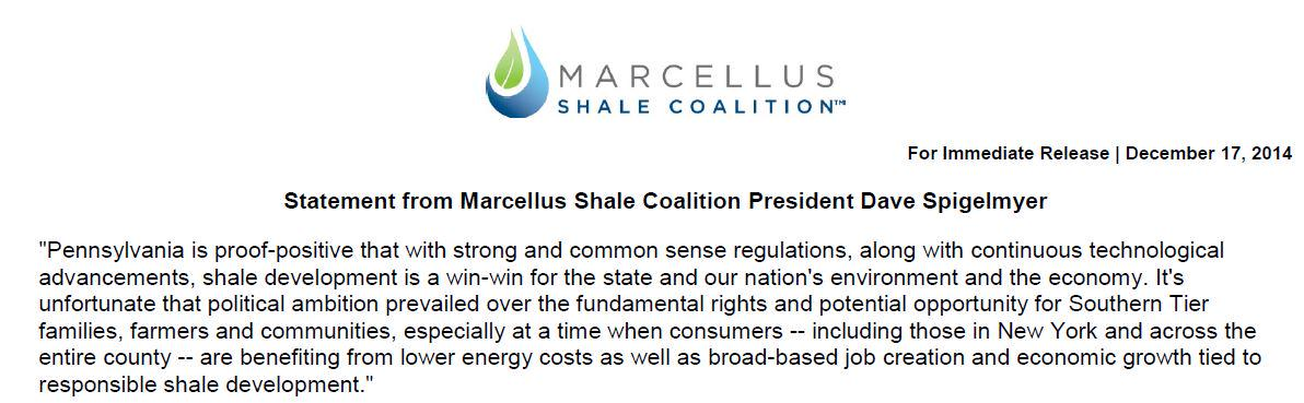 Marcellus Shale on Twitter: