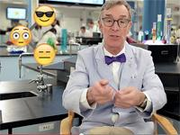 Bill Nye Explains Evolution with Emoji http://t.co/ipJV2SUAIb http://t.co/0kzbgyznqZ