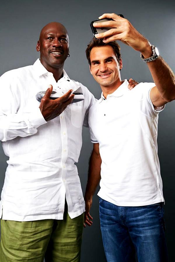 ¿Cuánto mide Michael Jordan? - Altura - Real height B5GNfd0IYAAH-84