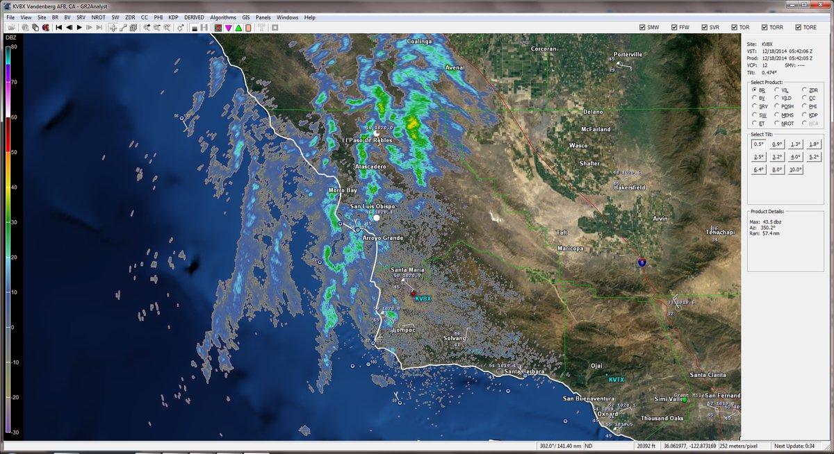 California gets more rain and a big mudslide