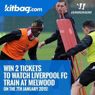 RT @KitbagUK: Win 2 tickets to watch LFC train at Melwood! Q: Who have #LFC got in the 3rd round of the FA Cup? #kitbaggiveaway http://t.co…