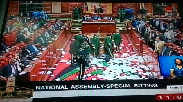 Chaos in kenya??RT @CapitalFM_kenya: Chaos in Kenyan Parliament over #SecurityBill (http://t.co/uwkYU1oNej) http://t.co/zSZrpqjUxF