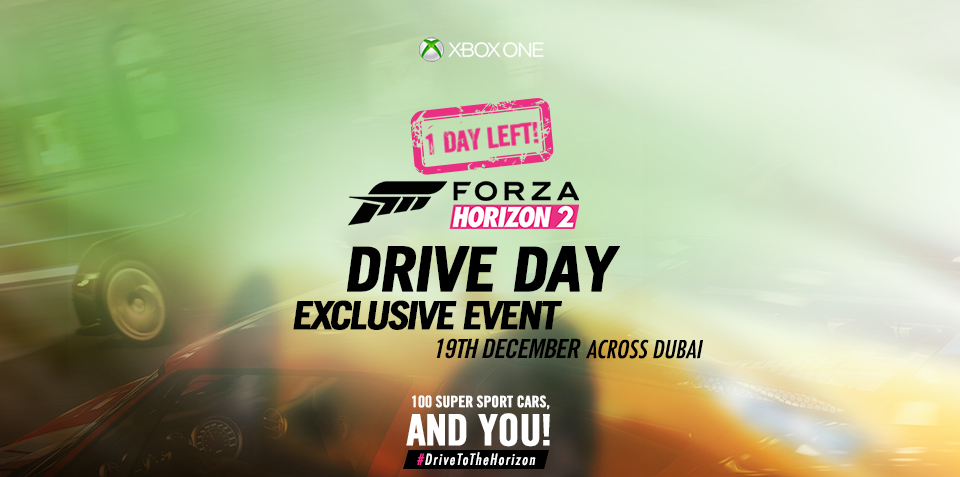 We're giving away Forza Horizon 2! You have 10 hours. Just RT and FOLLOW to #win! #DriveToTheHorizon #XboxOne http://t.co/JDF8hPhVLW