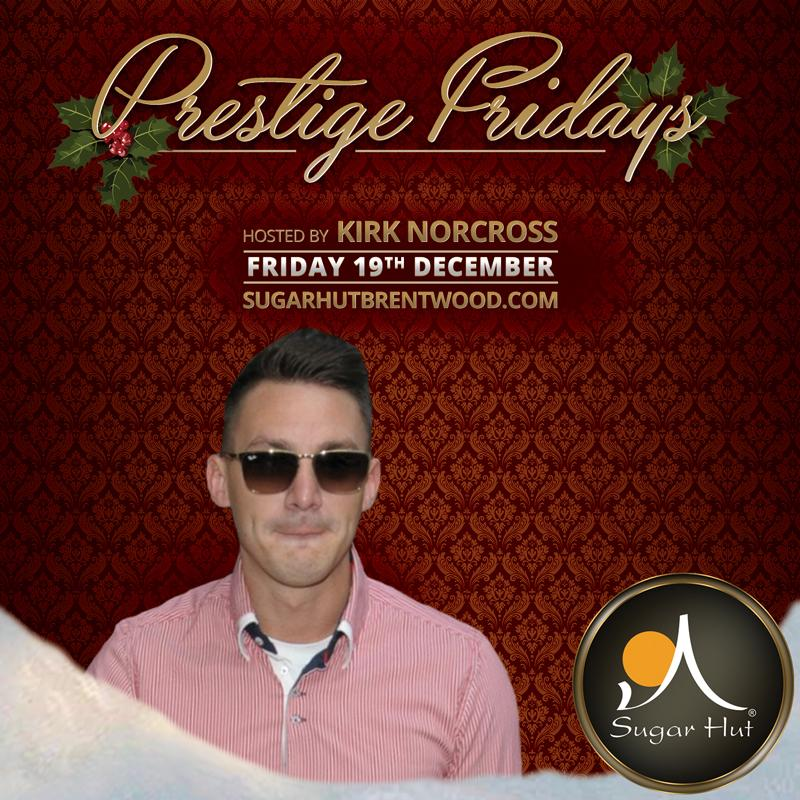 Tonight @kirk_official Hosts the last Prestige Fridays before Christmas!!not to be missed. http://t.co/JVnlQnsuf8